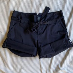 The LIMITED drew fit shorts adjustable length